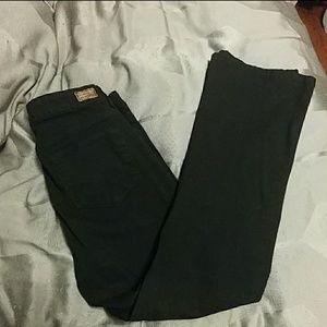 Paige Premium RG Bootcut Black Jean
